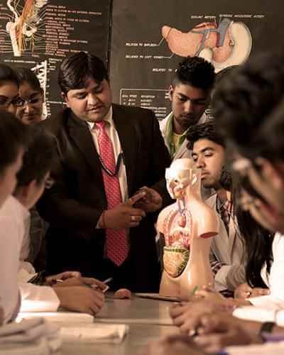 Para Medical Sciences Courses in Punjab | Chandigarh - Desh Bhagat University