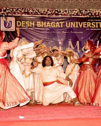 Best Performing Arts courses in punjab, India - Desh Bhagat University
