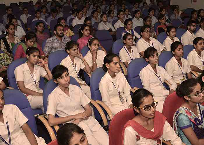 Top Nursing Colleges in Punjab near Chandigarh, India - Desh Bhagat University